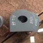 生产G14单孔吊板 G14单孔吊板详图及规格型号 恒轩管道单孔吊板