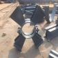 限位装置双径向限位支座 XZ2 XZ2A双径向限位支座 恒轩生产XZ2双径向限位支座